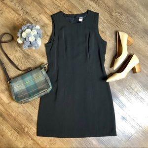 J. crew Black Dress cocktail dress size 8